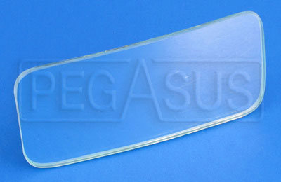 Large photo of Replacement Convex Lens for SPA F1 Mirror, Pegasus Part No. 5124-LENS