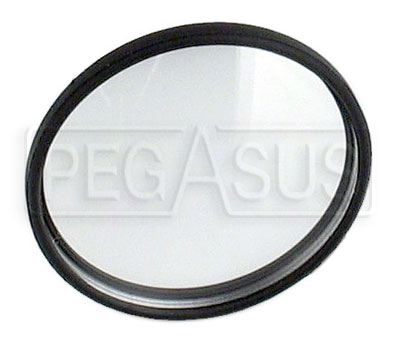 Large photo of Replacement Hot Spot Wide Angle Mirror - 2 inch, Pegasus Part No. 5169-Type