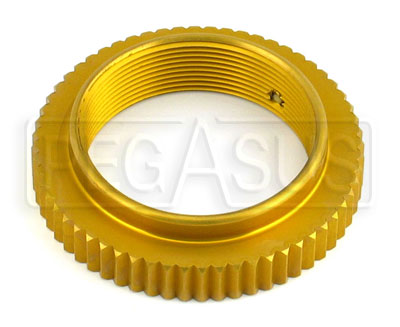 Large photo of Replacement ShockWrench Nut Only for Penske 8100/7500 Shocks, Pegasus Part No. 5178-01-Size