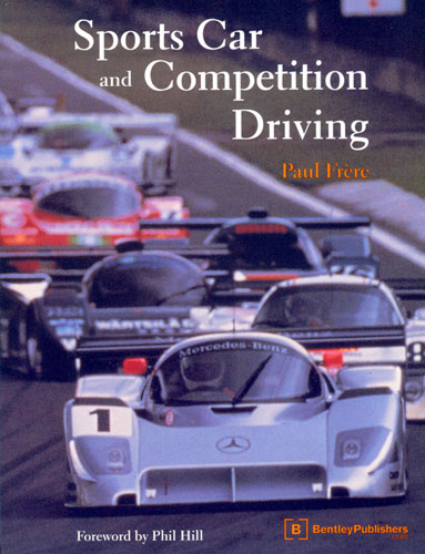 Large photo of Sports Car and Competition Driving by Paul Frere, Pegasus Part No. 5290-001