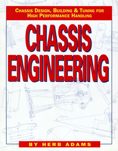 Large photo of Chassis Engineering by Herb Adams, Pegasus Part No. 5321