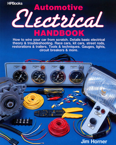 Large photo of Automotive Electrical Handbook, Pegasus Part No. 5333