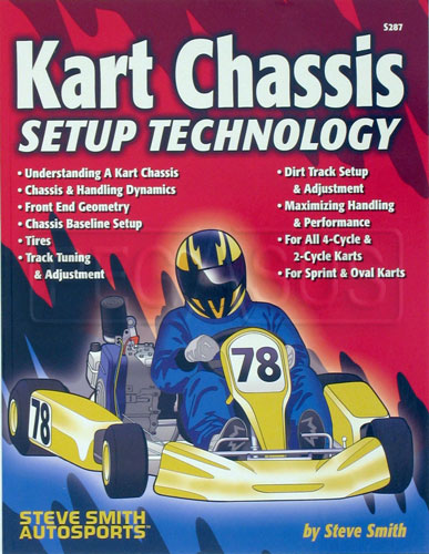 Large photo of Kart Chassis Set-Up Technology, Pegasus Part No. 5368