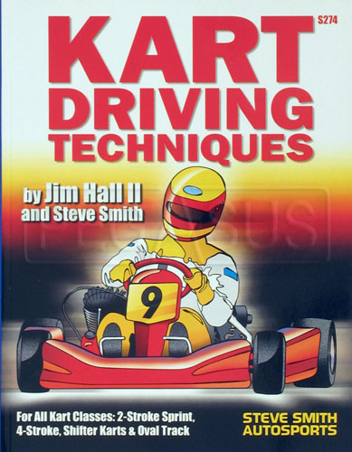 Large photo of Kart Driving Techniques, Pegasus Part No. 5377