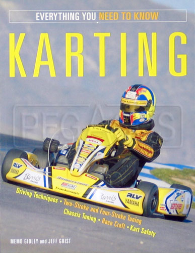 Large photo of Karting - Everything You Need to Know, Pegasus Part No. 5379