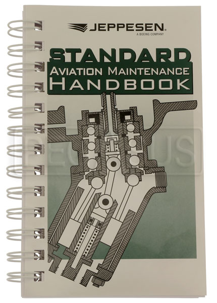 Large photo of Standard Aviation Maintenance Handbook, Pegasus Part No. 5398-010