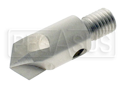 Large photo of HSS 100 degree 3-Flute Countersink Bit, 3/8 inch Diameter, Pegasus Part No. 6703