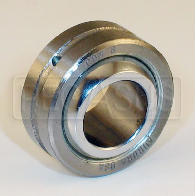 Large photo of Shock Absorber Spherical Bearing (1/2 inch I.D. Standard), Pegasus Part No. 8011-Size