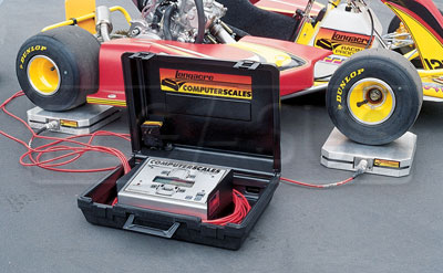 Large photo of Accuset Kart Scales by Longacre, Pegasus Part No. 9344