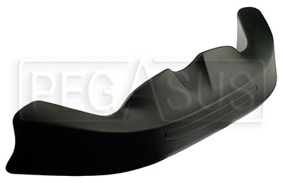 Large photo of Margay Unico Front Bumper, Pegasus Part No. 9625-021-Color