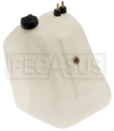Large photo of Margay Fuel Tank, Large (9 L) - CIK Quick Release Style, Pegasus Part No. 9625-030