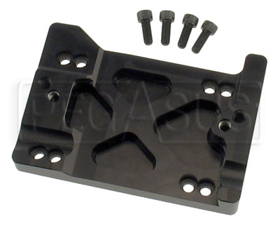 Large photo of Odenthal Engine Base Plate for Parilla, Comer, and IAME, Pegasus Part No. 9651-001