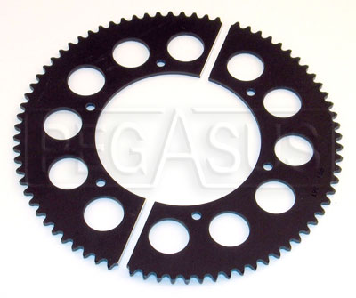Premiere Auto Racing on Large Photo Of Premier  35 Split Ring Sprocket  Pegasus Part No  9803