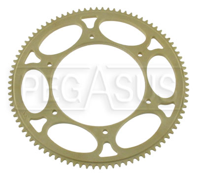 Large photo of Extron Pro 219 Axle Sprocket, Pegasus Part No. 9806-Size