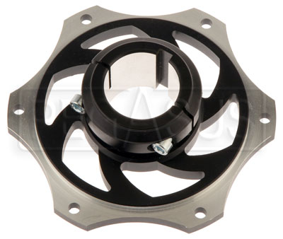 Large photo of Righetti Ridolfi Aluminum Sprocket Carrier, Pegasus Part No. 9811-Size-Color