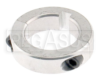 "Large photo of Aluminum Axle Lock Collar, 1- 3/8"", Pegasus Part No. 9814-002"