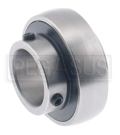 "Large photo of 1- 3/8"" Free Spin Axle Bearing, Pegasus Part No. 9814-016"
