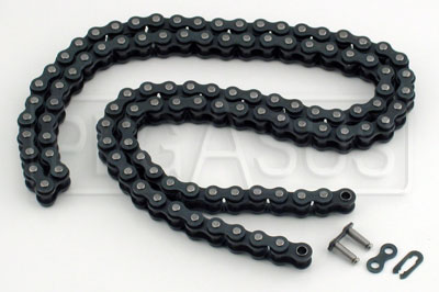 Large photo of EK #35 Racing Kart Chain, Pegasus Part No. 9816-Size-Color