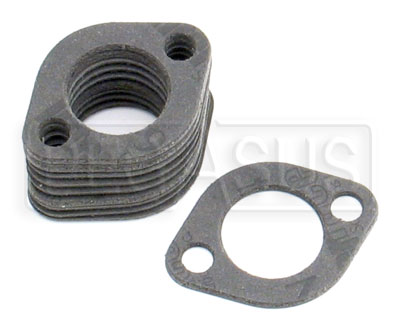 Large photo of Intake Manifold Gasket for Briggs Raptor Engines. 10-pk, Pegasus Part No. 9825