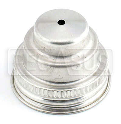 Large photo of Fuel Tank Cap for Briggs & Stratton Raptor, Pegasus Part No. 9828-CAP