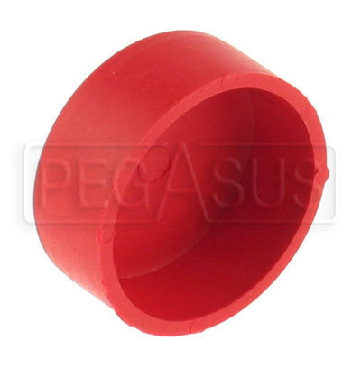 Large photo of Kart Air Filter Adapter Cover, Pegasus Part No. 9849-001