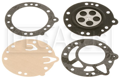 Large photo of Tillotson Carburetor Gasket Kit For HL Series Carbs, Pegasus Part No. 9849-065