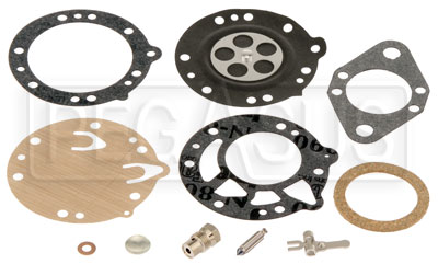 Large photo of Complete Rebuild Kit for Tillotson HL Series Carbs, Pegasus Part No. 9849-066