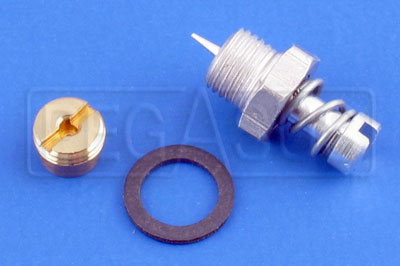 Large photo of Briggs & Stratton Carburetor Needle Valve Assembly, Pegasus Part No. 9862-Part