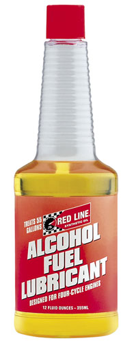 Large photo of Red Line 4-Cycle Alcohol Fuel Lube, Pegasus Part No. 9900-Size