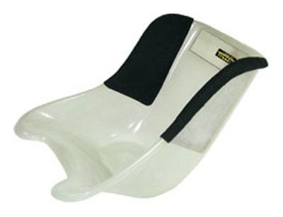 Large photo of Tillett 1/4 Pad Karting Seat - Soft, Pegasus Part No. 9936-003-Size