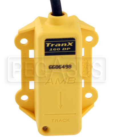 Large photo of AMB/MyLaps TranX160 Direct Power Karting Transponder, Pegasus Part No. 9941