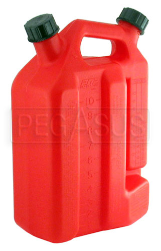 Large photo of Accu-Mix Fuel Container, Pegasus Part No. 9987