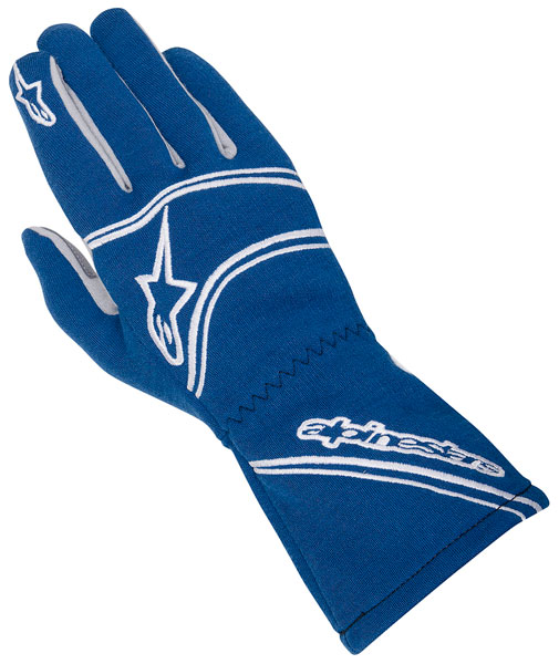 Large photo of Alpinestars Tech 1 Start Glove, SFI, FIA 8856-2000, Pegasus Part No. ALP1-304-Size-Color