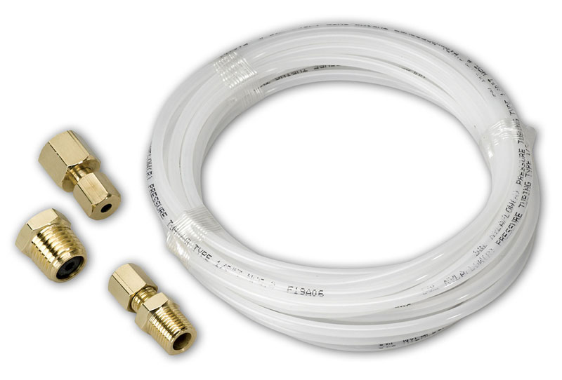 Large photo of 12 ft Nylon Tubing Kit for Auto Meter Pressure Gauges, Pegasus Part No. AM3226