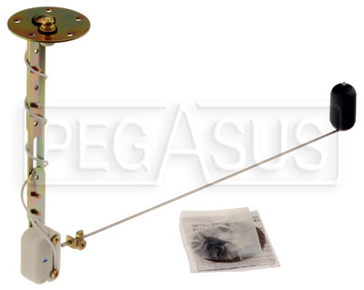 Large photo of Auto Meter Universal Fuel Level Sender, 240-33 Ohm, Pegasus Part No. AM3262