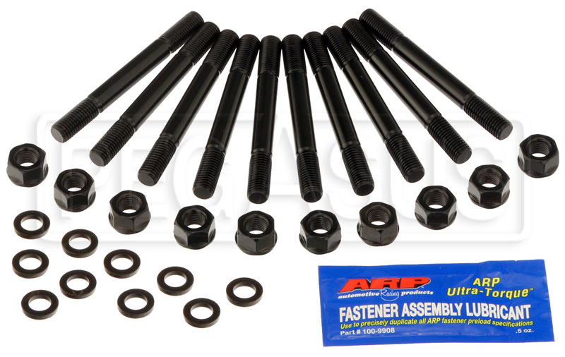 Large photo of ARP Main Stud Kit, Ford 2.0L Zetec 4-Cylinder, 1995-97, Pegasus Part No. ARP151-5406