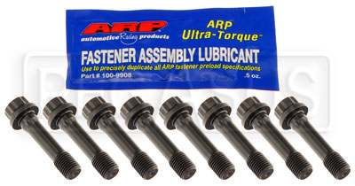 Large photo of ARP Connecting Rod Bolt Kit for 2.0L Ford Zetec, Pegasus Part No. ARP151-6005