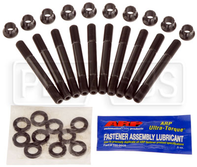 Large photo of ARP Head Stud Kit for Mitsubishi 2.0L 4G63 to 1993, Pegasus Part No. ARP207-4201
