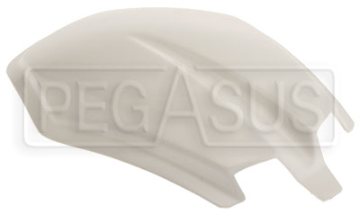 Large photo of Forehead Vent Intake for Bell Star GP Helmet (SAH10), Pegasus Part No. BE201-Size-Color