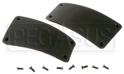 Large photo of Chin Bar Block-Off Plate Kit for Bell BR.1 Helmet, Pegasus Part No. BE209-Color