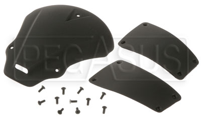 Large photo of Top Vent Plate Kit for Bell BR.1 and Star Infusion Helmets, Pegasus Part No. BE212-Color