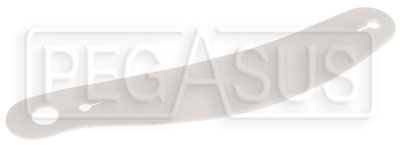 Large photo of Tear-Offs for Bell 287 SRV Shields only, 20-pack, Pegasus Part No. BE250