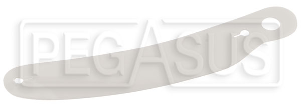 "Large photo of Tear-Offs, Bell/Pyrotect 12.4"" Post Spacing, 10 pack, Pegasus Part No. BE251"