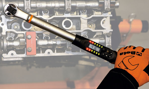 "Large photo of 599DGT/20 Digital Torque Wrench, 1/2"" Drive, 30-150 lb-ft, Pegasus Part No. BT-005990020"