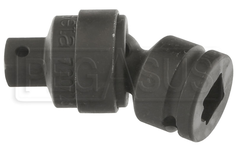 "Large photo of Beta Tools 720/25 Impact Universal Joint, 1/2"" Drive, Pegasus Part No. BT-007200830"