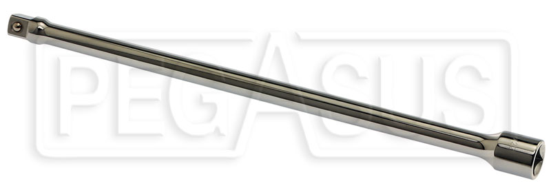 "Large photo of Beta Tools 910/22 Extension Bar, 3/8"" Drive, 250mm Long, Pegasus Part No. BT-009100826"