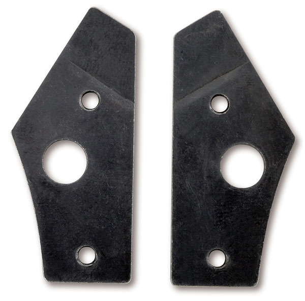 Large photo of Beta 1120ARG Spare Side Jaws for Hand-Held Nibbler, Pair, Pegasus Part No. BT-011200120