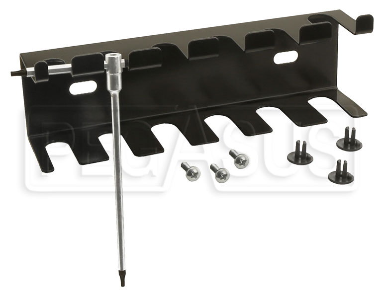 Large photo of Beta Tools S951/6 6-Sliding T-Handle Wrench Rack, Pegasus Part No. BT-088880409