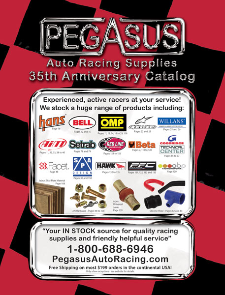 Large photo of 35th Anniversary Pegasus Catalog - Included with order, Pegasus Part No. CATALOG