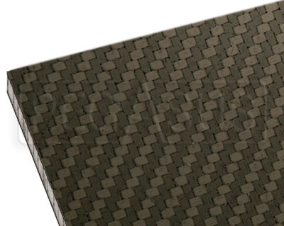 Large photo of Carbon Fiber Sheet with Honeycomb Core, 1/8 inch thick, Pegasus Part No. CF002-Size